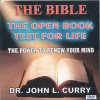 DVD - The Bible: the Open Book test for Life. the power to Renew Your Mind